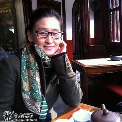 新影集团副总编辑、历史节目部主任、影片总制片人 王燕