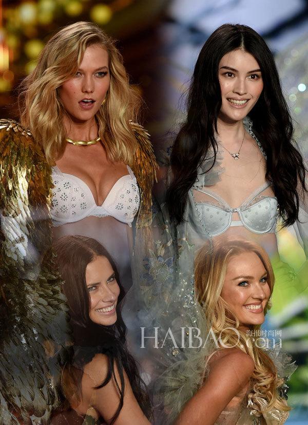 2014年维多利亚的秘密 (Victoria's Secret) 秀场彩妆