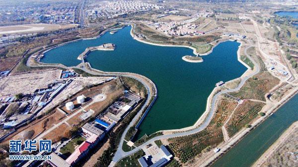 réservoir Danjiangkou 2014121309382062275