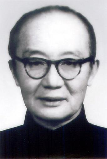 这是吴波同志像(资料照片)。