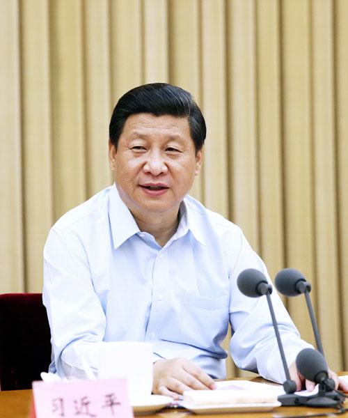2013年6月28日,中共中央总书记、国家主席、中央军委主席习近平在全国组织工作会议上发表重要讲话。