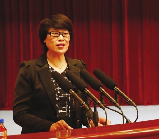 吉林大学党委统战部副部长 任波