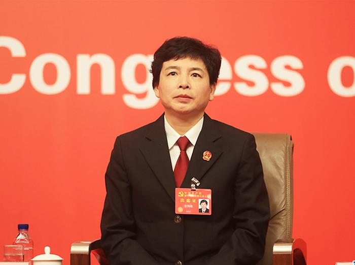 北京知识产权法院党组成员、副院长宋鱼水
