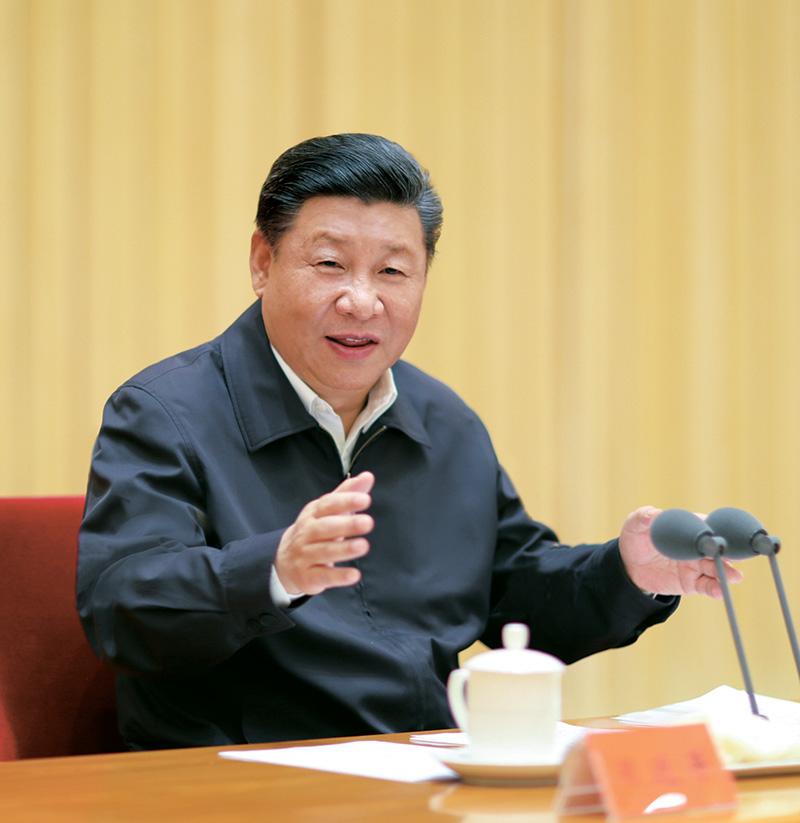 2018年7月3日至4日,全国组织工作会议在北京召开。中共中央总书记、国家主席、中央军委主席习近平出席会议并发表重要讲话。
