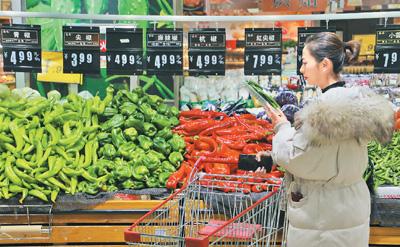 """中国恩格尔系数再创新低降至28.4% 达到""""富足""""水平"""
