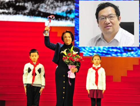 熏悦萄专题:《冲动中国2018年度人物颁奖盛典》