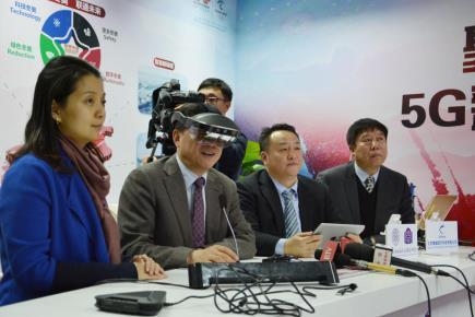 全球首试5G支持多中心远程协同手术