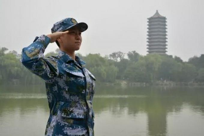 宋玺在北京大学