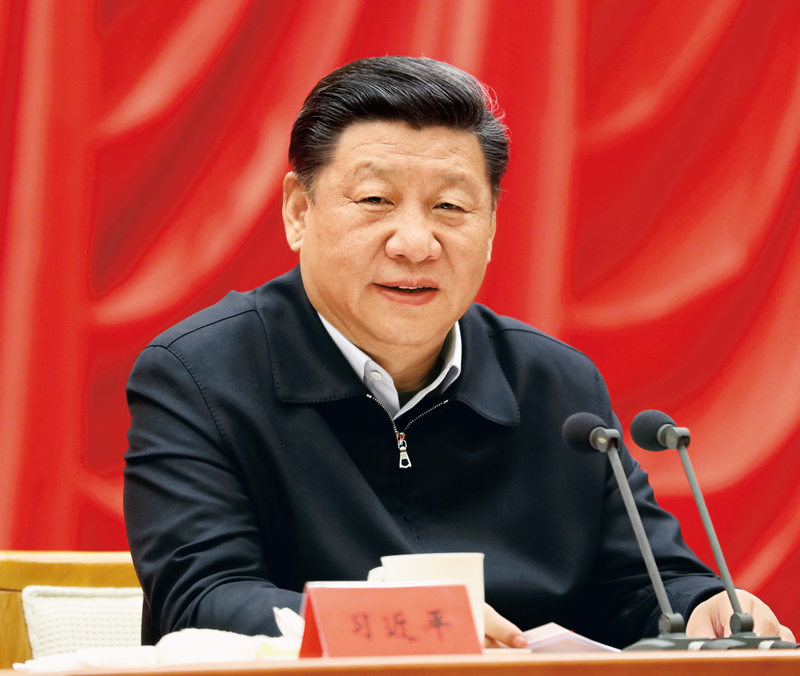 习近平:推进党的建设新的伟大工程要一以贯之