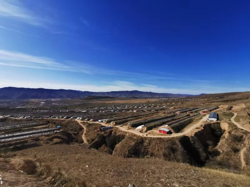 赤峰公主岭农业产业园