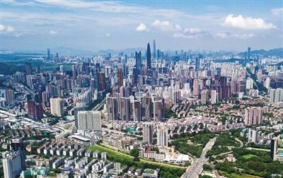 深圳建设中国特色社会主义先行示范区,有利于在更高起点、更高层次、更高目标上推进改革开放,形成全面深化改革、全面扩大开放新格局。广东福利彩票_[官网首页]图为深圳市区。新华社发