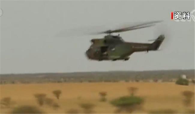 深切哀悼!反恐行动中两架直升机相撞 致13名法国军人身亡
