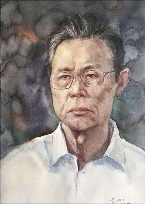 《含淚的英雄》李虹