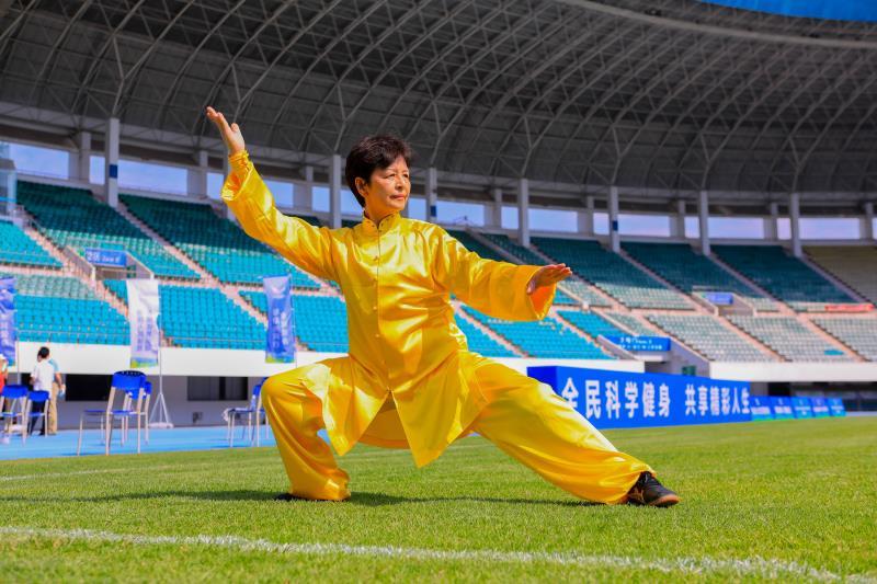 """2020年深圳市""""全市动起来"""" 全民健身系列活动正式启动"""
