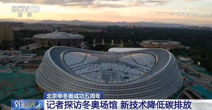 【北京申冬奥成功五周年】记者探访冬奥场馆