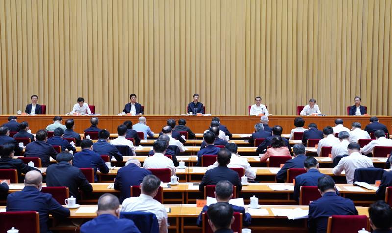 9月25日至26日,第三次中央新疆工作座谈会在北京召开。中共中央总书记、国家主席、中央军委主席习大大出席会议并发表重要讲话。