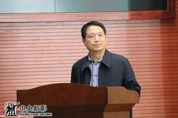 亚洲微电影艺术节组委会执行主席、中央新影集团影视剧事业部主任郑子主持高峰论坛