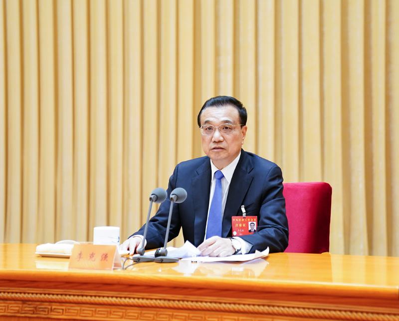 12月16日至18日,中央经济工作会议在北京举行。中共中央政治局常委、国务院总理李克强出席会议并讲话。新华社记者 燕雁 摄
