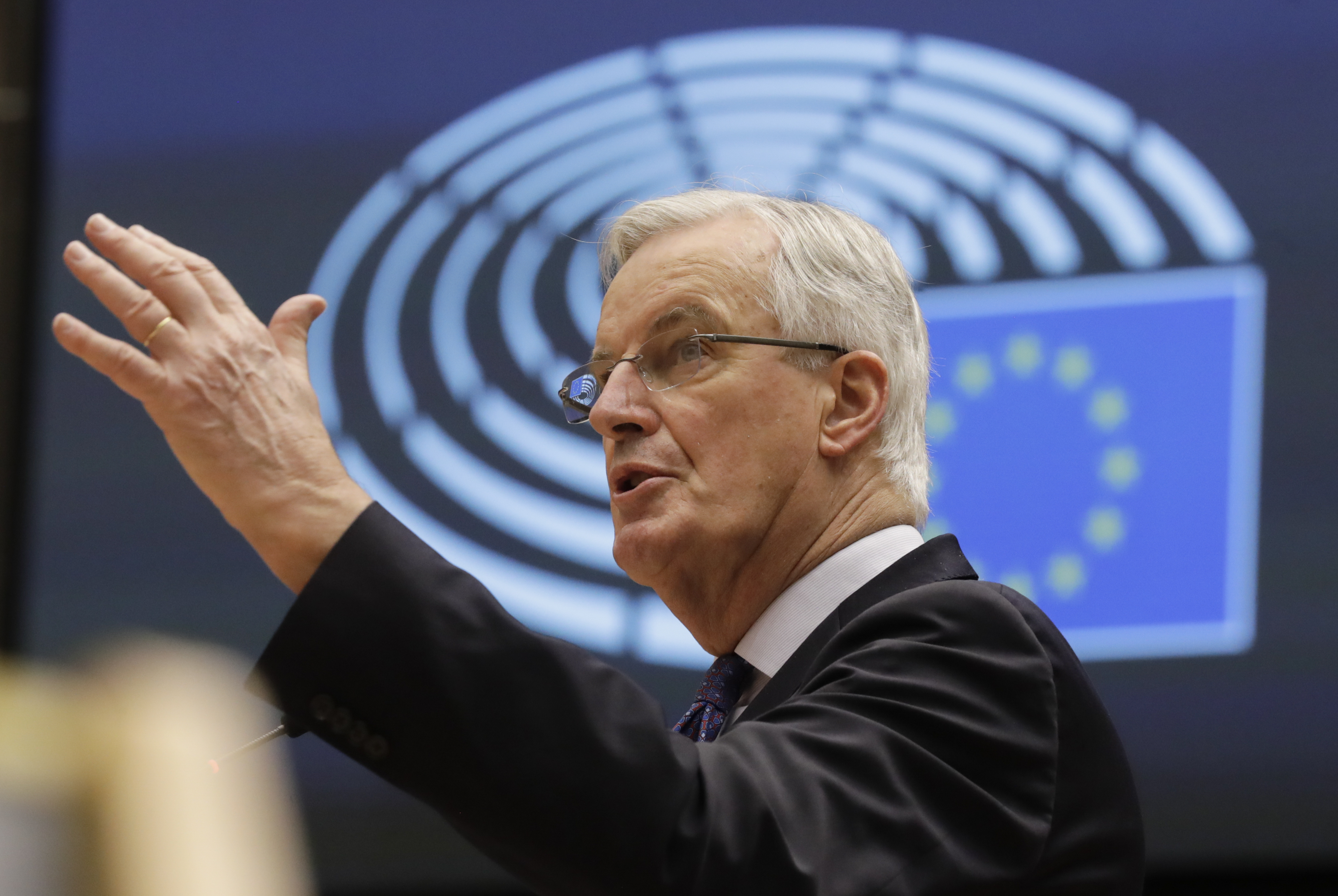 United Kingdom says chances of Brexit trade deal below 50%, despite European Union optimism