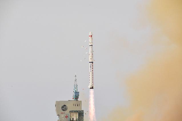我国遥感三十一号03组卫星成功发射升空
