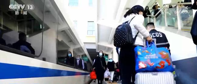 清明假期消费活跃 全国预计发送旅客1亿4452万人次