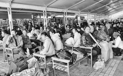 昆明火车站全面恢复安全营运