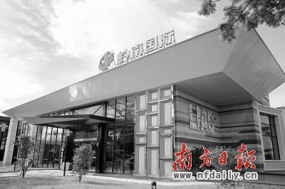今年5月份,中国(华南)物联网应用产业基地,南方电网新能源产业园,佛山图片