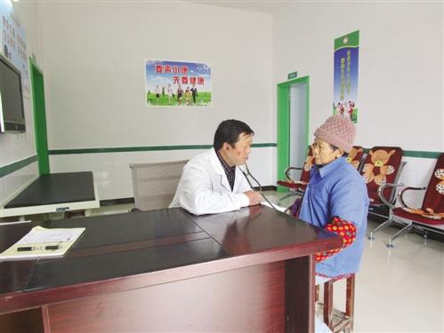 构建乡村健康屏障 构筑基层医疗风景