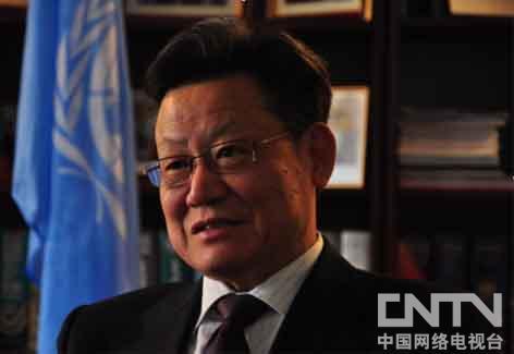 联合国秘书长沙祖康