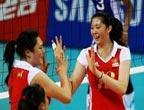 JA : l´équipe chinoise de volleyball féminin en finale