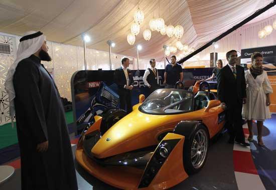 Big Boy Toys Cars : Dubai holds big boys toys show cctv news cntv english