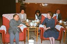 China remembers Margaret Thatcher
