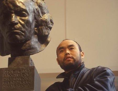 LvPinchang,Sculptor&PorcelainArtist