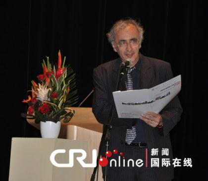The Chinese Bridge competition is underway at various countries across the world. It tests competitors fluency and eloquence in Chinese. The grand finals will be held in China's central city of Changsha on June the 7th. But, this weekend, preliminary finals were held across the world. Here's what happened in France.
