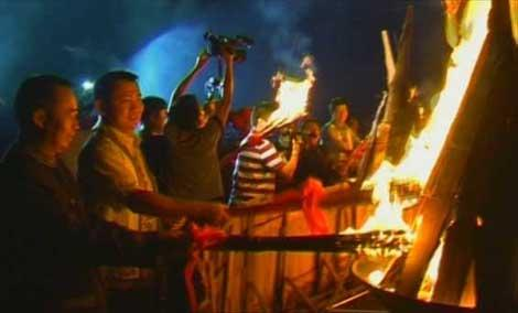 Local authorities of Chuxiong in Yunnan province have announced that the city's 2010 Torch Festival will be held from August 4th to the 7th.