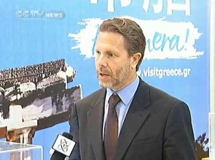 Pavlos Geroulanos, Minister of Culture and Tourism, Greece