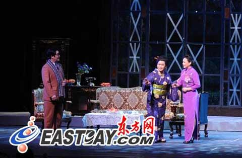 "An Expo-themed Huju opera hit the stage of Yi Fu Theatre on Monday. Let's hear more about ""Pastoral Dreams."""