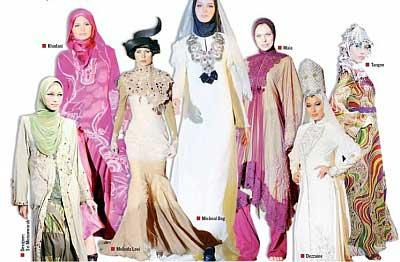 Islamic fashion need not be dreary