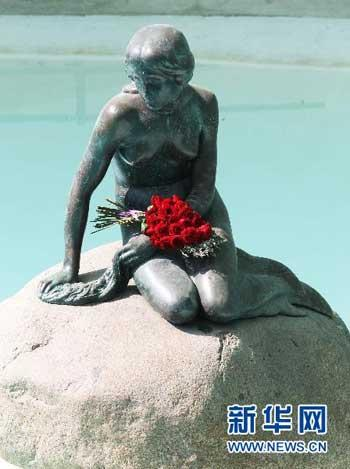The famous national emblem of Denmark, the Little Mermaid, is celebrating her 97th birthday.