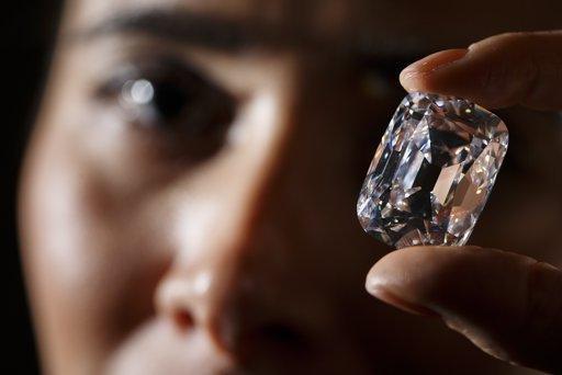 Diamant 25 carat