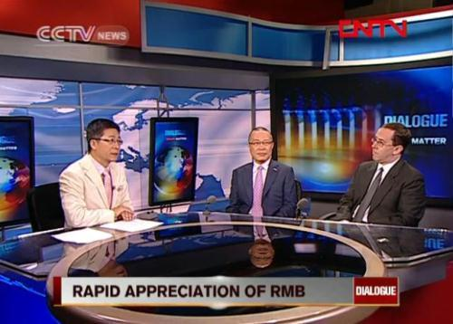 the appreciation of rmb How would an appreciation of the rmb affect china's trade balance.