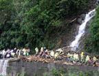 Les 19 touristes sont toujours portés disparus à Taïwan