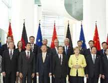 La Chine et l´Allemagne s´engagent à renforcer leurs relations de partenariat stratégique