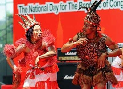 Expo2010:journéedupavillondelaRépubliqueduCongo
