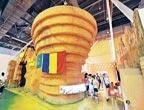 Expo 2010 : journée du pavillon du Tchad