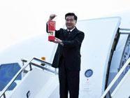 Огонь Азиатских игр доставили в Гуанчжоу