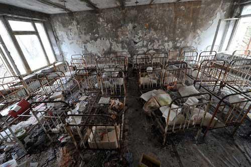 chernobyl accident 1986