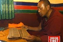 Monks seek spiritual happiness in a modern world