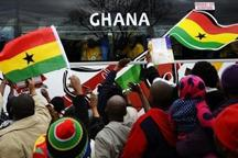 Heroes welcome home for Ghana´s national squad