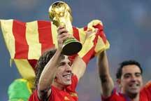 Spain wins first-ever World Cup title